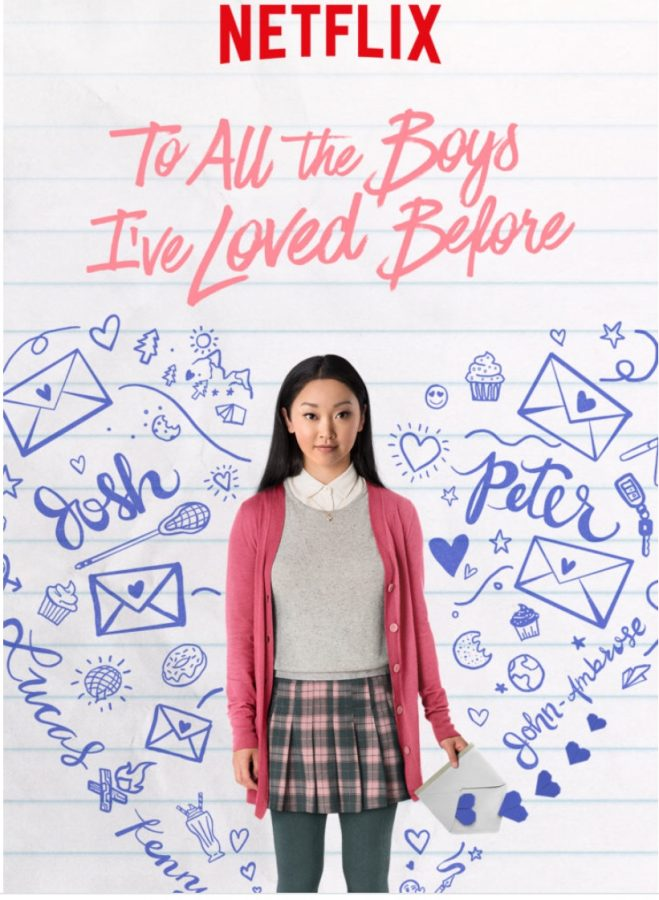 """""""To All The Boys I Loved Before"""" Sweeps the Nation"""