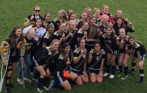 Girls Soccer Makes History With Sectional Title