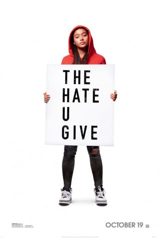 """The Hate U Give""-A Powerful Teen Drama"