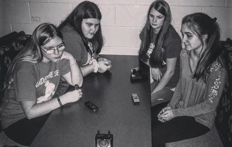 Paranormal Society Explores School Spirits