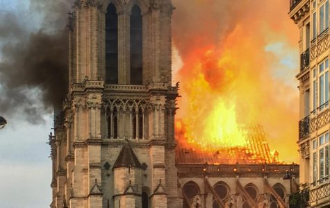 France, Catholic Population Devastated After Notre Dame Inferno