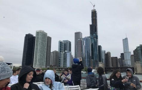 AP U. S. History Students Tour Chicago
