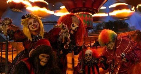 Fright Fest Haunts Six Flags