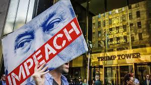 President Trump Impeached