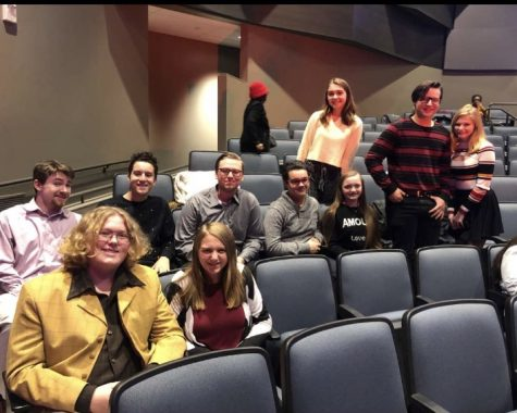 Third Annual Student-Directed Middle School Drama Night