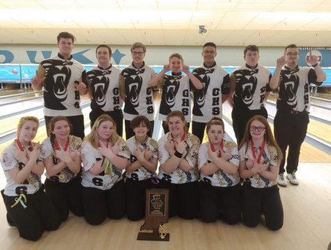 Bowling Team Strikes Up Sectionals