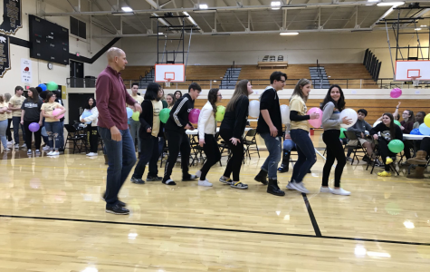 Ted Wiese Visits GHS for Leadership Training