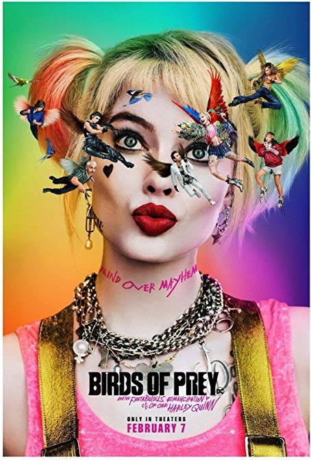 Birds+of+Prey+Takes+Flight+at+Theaters