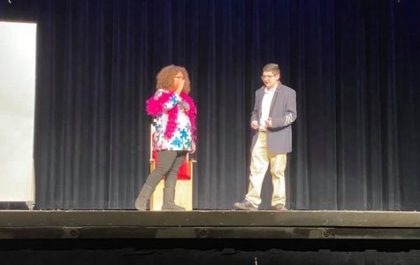 Middle School Drama Night: Murder, Medeival, Death, Dystopia