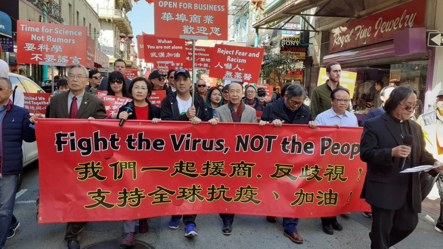 I Am Not A Virus, Racism Is: A Chinese American's Take on COVID19