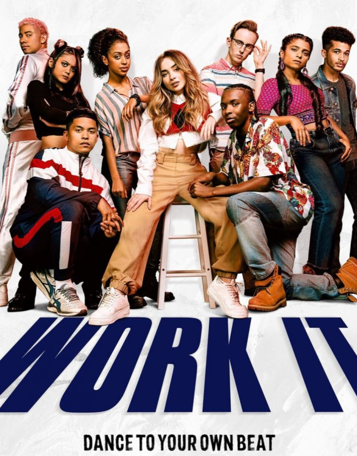 """Work It"": The New Netflix Dance RomCom"