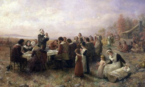 A History on Thanksgiving