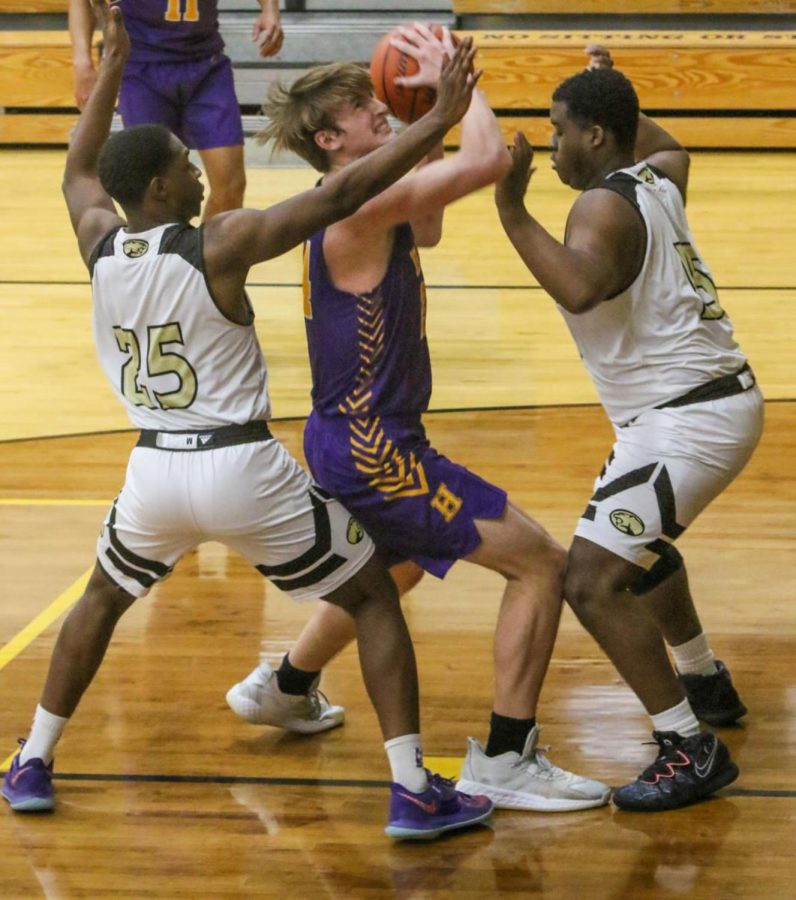 Griffith Panther Basketball Faces Hobart