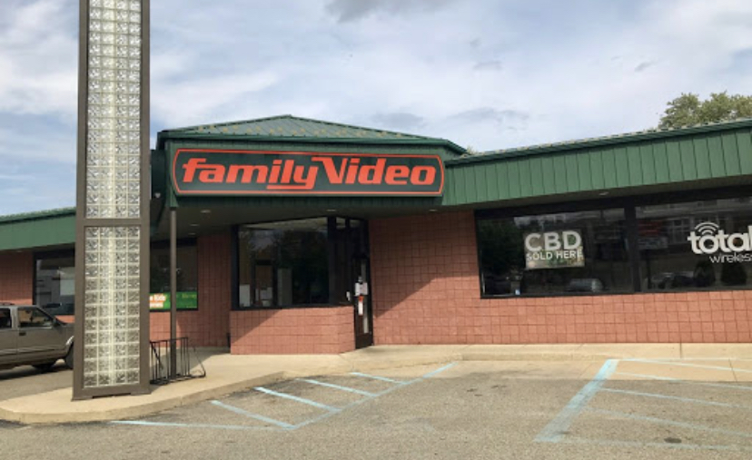 Family Video, the End of an Era