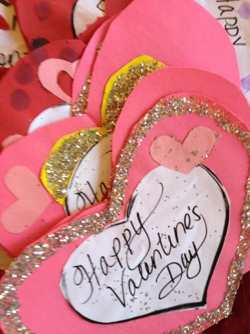 NHS and FCCLA Spread Love To Those In Need This Valentine's Day