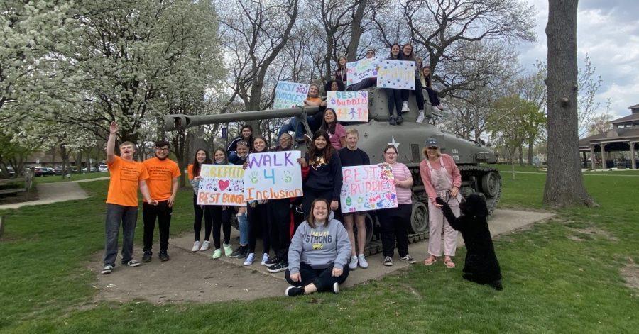 Griffith Hosts 6th Annual Best Buddies Friendship Walk