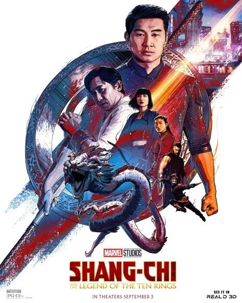 Shang-Chi and The Legend of The Ten Rings - Marvel's Immersive New Film